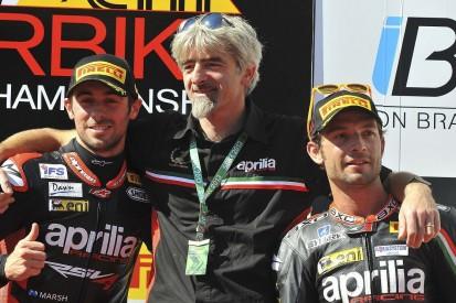 Eugene Laverty: Warum Luigi Dall'Igna bei den Fahrern so beliebt ist