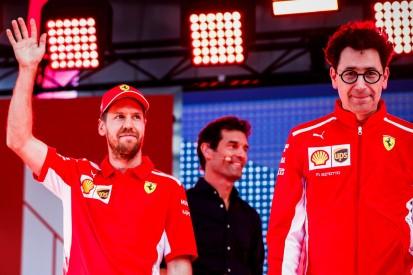 """""""Billige Ausrede"""": Jetzt bekommt Ferrari wegen Vettel sein Fett weg!"""