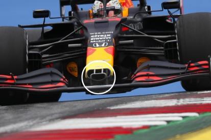 Nach Schaden: Neuer Red-Bull-Frontflügel nur für Verstappen