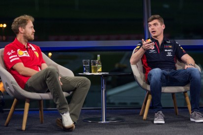 """Max Verstappen relativiert Vettel-Aussage: """"Wollte nur höflich sein"""""""