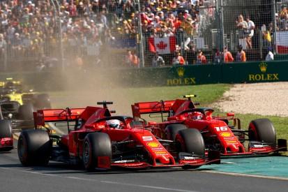 """Sebastian Vettel: """"Werde Charles sicher nicht einfach vorbeiwinken"""""""