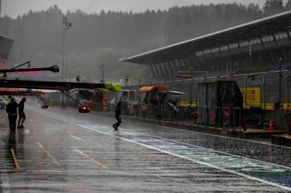 Alexander Wurz erklärt: Darum wird bei zu starkem Regen nicht gefahren