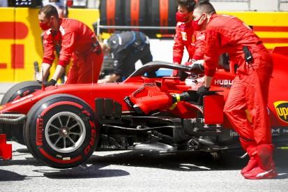 Vettel vs. Leclerc: Ferrari-Kollision in Startrunde in Spielberg