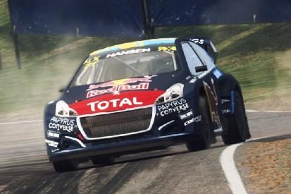 WRX E-Sport Kapstadt: Timmy Hansen auch virtuell Champion
