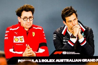 Mattia Binotto: Seitenhieb gegen Mercedes in FIA-PK