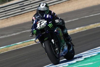 MotoGP-Testtag Jerez: Maverick Vinales vor Fabio Quartararo am Nachmittag