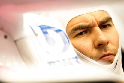 Vettel-Gerüchte: Perez bestätigt erste Anfrage von anderem Team
