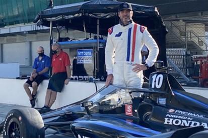 """""""Erwartungen übertroffen"""": Jimmie Johnsons erster IndyCar-Test"""