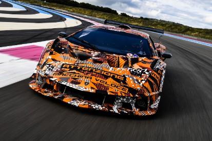 Lamborghini Essenza SCV12: Hypercar für die Rennstrecke