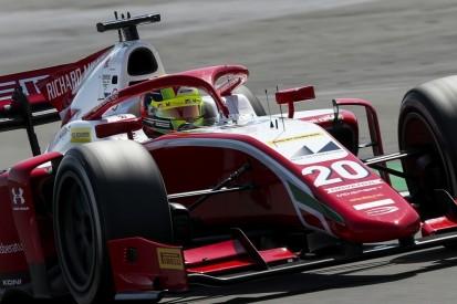 Formel 2 Silverstone 2020: Startplatz drei für Mick Schumacher