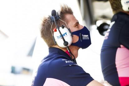 Bolzen gebrochen: Deswegen konnte Hülkenberg in Silverstone nicht fahren
