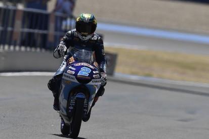 Moto3 Brünn FT1: Gabriel Rodrigo mit Bestzeit vor KTM-Duo