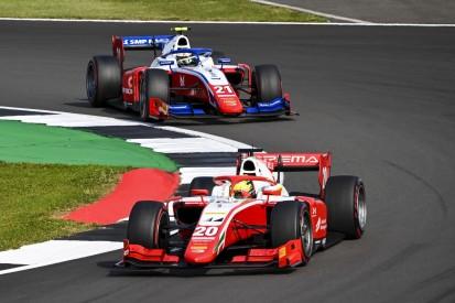 Formel 2 Silverstone 2020: P2 für Schumacher nach teaminterner Kollision