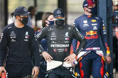 """Bottas in Silverstone nur Dritter: """"Als Team haben wir heute geschlafen"""""""