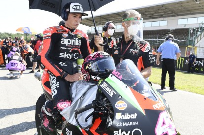 Aleix Espargaro: Portimao für die MotoGP in Sachen Sicherheit am Limit
