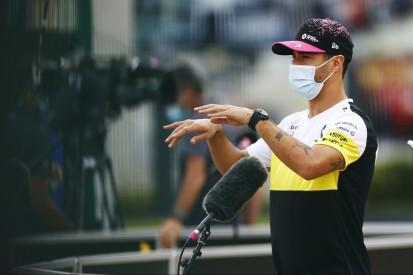 Daniel Ricciardo: Bei Podium muss sich Abiteboul tätowieren lassen!