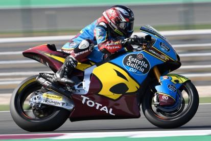 Moto2 Spielberg FT1: Sam Lowes 0,016 Sekunden vor Marco Bezzecchi