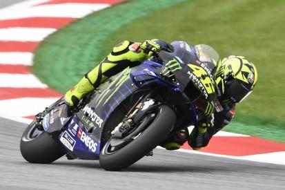 Yamaha in Spielberg: Rossi hadert auf der Bremse, Vinales zeigt sich ratlos