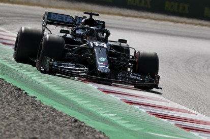 Formel 1 Barcelona 2020: Mercedes vorne, Unfall von Ocon