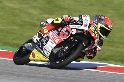 Moto3 FT2 Misano: Bestzeit für Suzuki, Fernandez Tagesschnellster