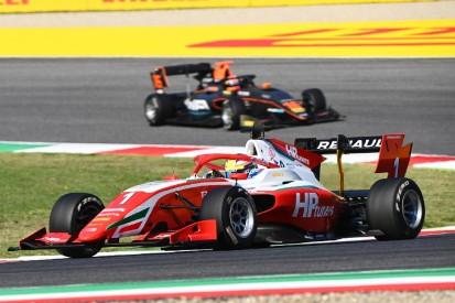 Formel 3 Mugello 2020: Startkollision macht Piastri zum Meister