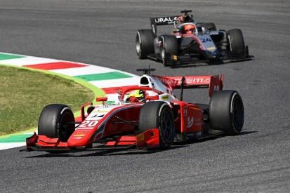 F2 Mugello 2020: Schumacher baut Vorsprung aus, überholt in Arrabbiata