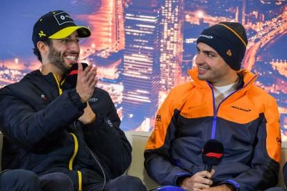Formel-1-Fahrermarkt: McLaren schließt frühzeitigen Ricciardo-Wechsel aus