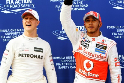 """Lewis Hamilton vor Einstellung von Schumacher-Rekord: """"Es ist ein Privileg"""""""