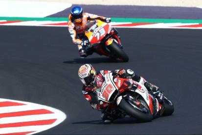 Beide Honda in den Top 10: Bestes Ergebnis für Alex Marquez