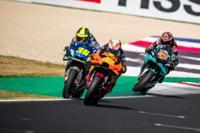 MotoGP-Renndirektor erklärt: Darum gibt es grüne Fläche nach dem Randstein