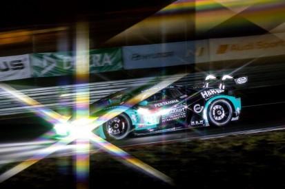 24h Nürburgring 2020: Nachttraining nach AMG-Unfall abgebrochen