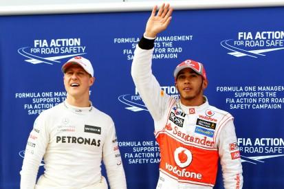 Hamilton vor Schumacher-Rekord: Warum er beim 91. nicht weinen wird