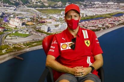 """Vettel über Ferrari-Update: """"Versprechen uns nicht so viel"""""""