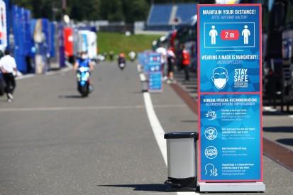 Erneut positiver Coronavirus-Test: Aufregung bei Honda in Barcelona