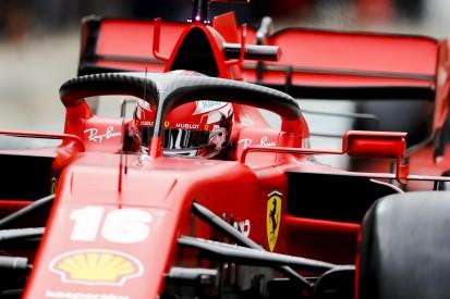 Q3 verpasst: Leclerc verärgert über Funksprüche der Ferrari-Crew