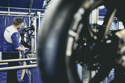 MotoGP-Reifen: Kontingent vor Aragon für kühles Wetter angepasst