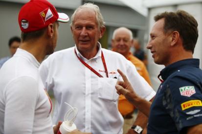 """Helmut Marko: Sebastian Vettel macht """"ungewöhnlich viele Fehler"""""""