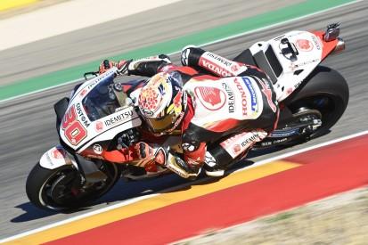 MotoGP Aragon 2: Nakagami auf der Pole, der WM-Leader nur in Reihe vier