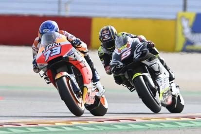 """Alex Marquez gestürzt: """"Mein erster wirklicher Fehler in einem Rennen"""""""