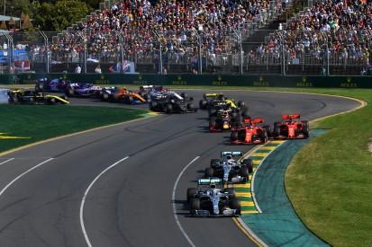 Formel-1-Kalender 2021: Erster Entwurf mit 23 Rennen und zwei Triple-Headern