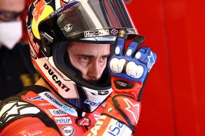 Andrea Dovizioso blickt zurück: Was ihn bei Ducati besonders geärgert hat