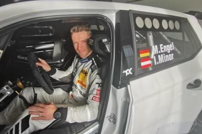 Maro Engel vor WRC-Debüt: Komplett aus der Komfortzone herausgehen