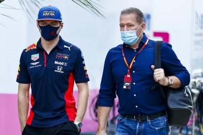 Max Verstappen: Warum Papa Jos plötzlich wieder Rennautos fährt