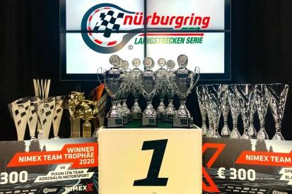 Nürburgring-Langstrecken-Serie (NLS/VLN) ehrt Meister virtuell