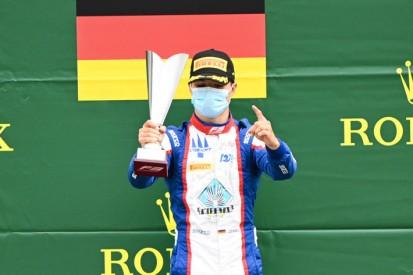 "Formel-2-Rookie Lirim Zendeli: ""Komme der Formel 1 immer näher"""