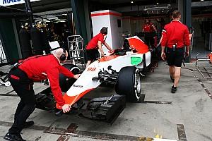 Formula 1 Breaking news Manor