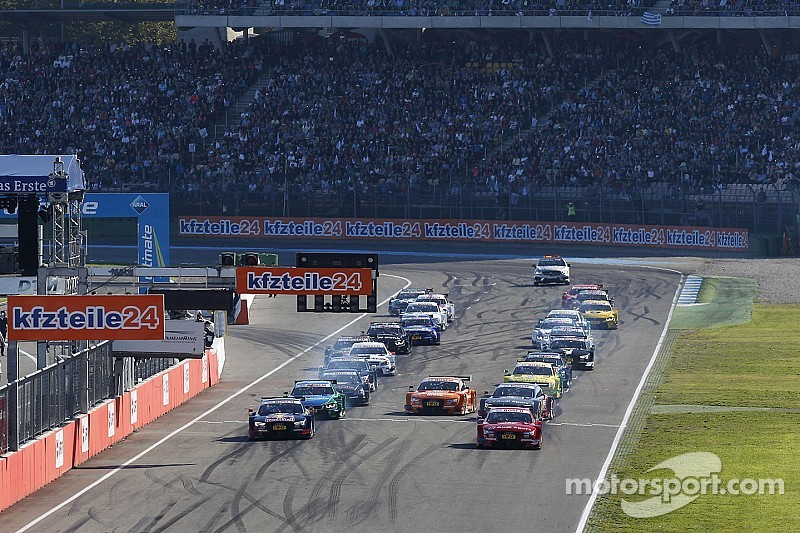 Le DTM précise son nouveau format de course