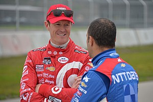 IndyCar Testing report Scott Dixon expects tracks records to fall in 2015