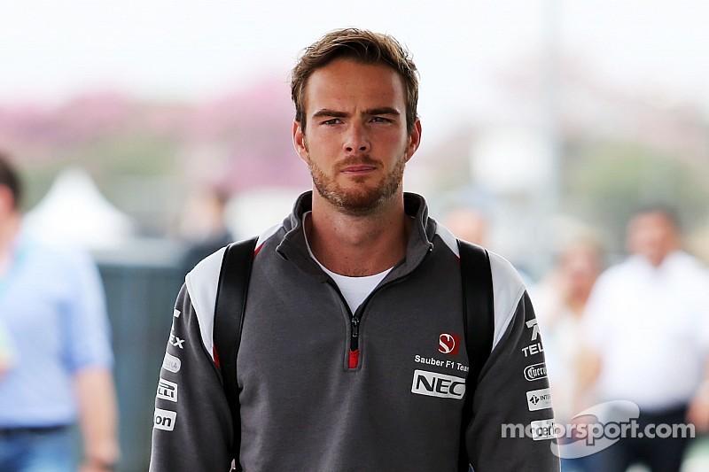 Van der Garde, Sauber set to reach financial settlement