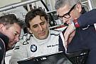Zanardi au départ des 24 Heures de Spa-Francorchamps